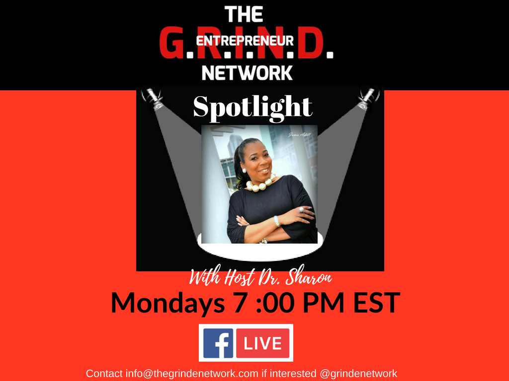 The G.R.I.N.D. Entrepreneur Network Spotlight
